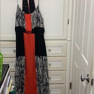 Maurices Maxi dress